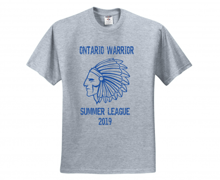 ONTARIO SOCCER SUMMER LEAGUE_FRONT