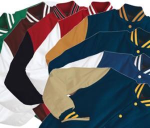 jackets-fanned
